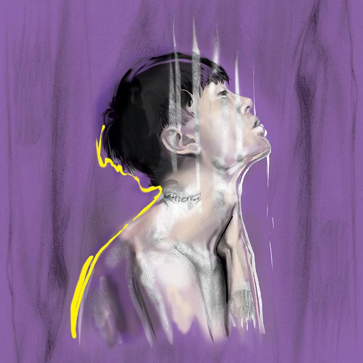 Mandy Lau Portrait Illustration of Noma Han