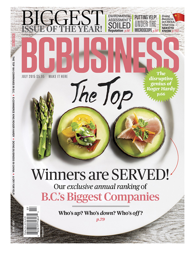 BC Business Top 100